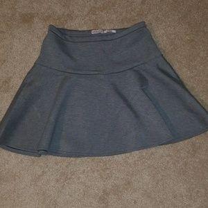 Merona Grey skirt